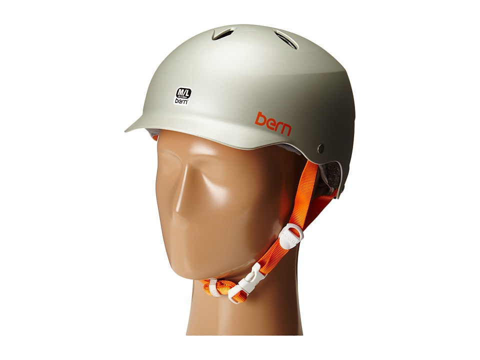 Bern - Lenox EPS (Satin Delphin Grey) Snow/Ski/Adventure Helmet