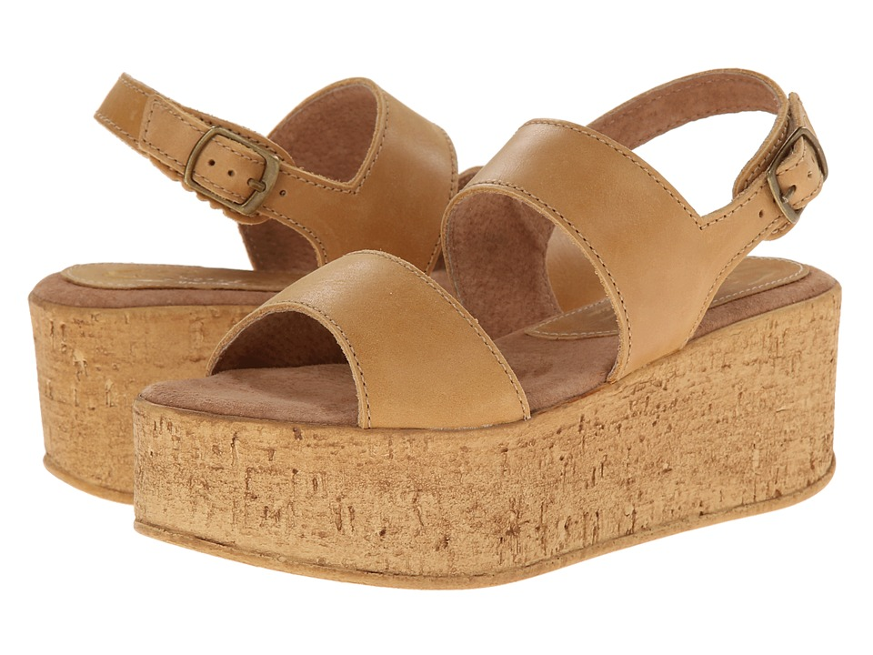 Sbicca - Doheny (Natural) Women's Wedge Shoes
