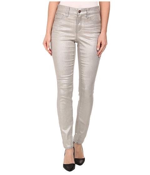 NYDJ - Ami Super Skinny in Silverpeak Foil (Silverpeak Foil) Women's Jeans