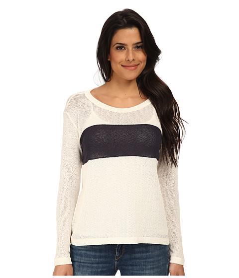 LNA - Cardiff Sweater (Scour/Azulon) Women's Sweater