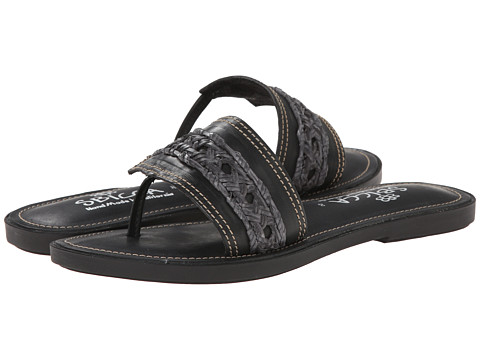 Sbicca - Cardiff (Black) Women's Sandals