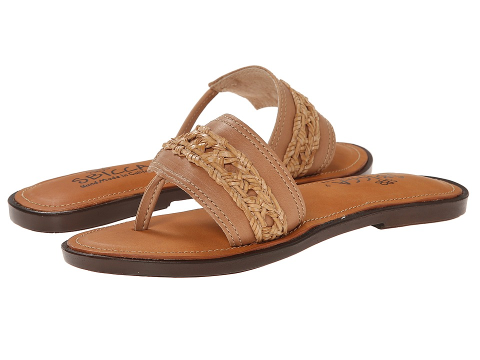 Sbicca - Cardiff (Tan) Women's Sandals