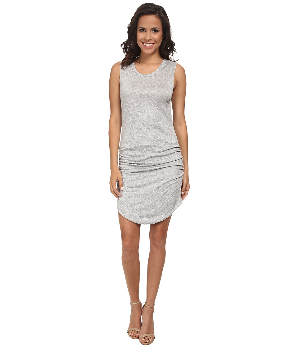 LNA - Levy Dress (Heather Grey) Women