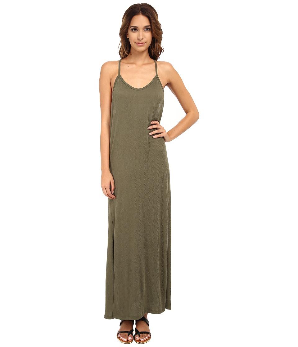 LNA - Amalfi Dress (Army Green) Women