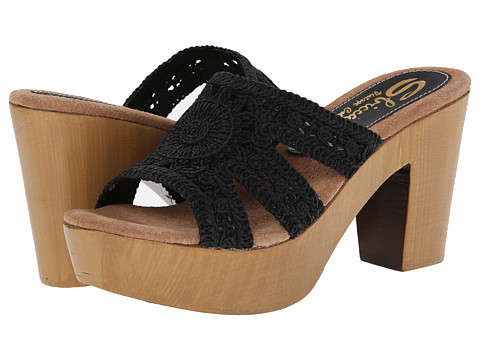 Sbicca - Sylvan (Black) High Heels