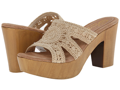 Sbicca - Sylvan (Natural) High Heels