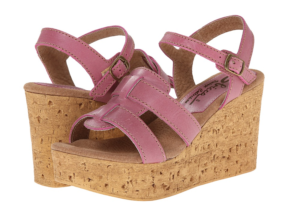 Sbicca - Seacliff (Rose) Women's Wedge Shoes