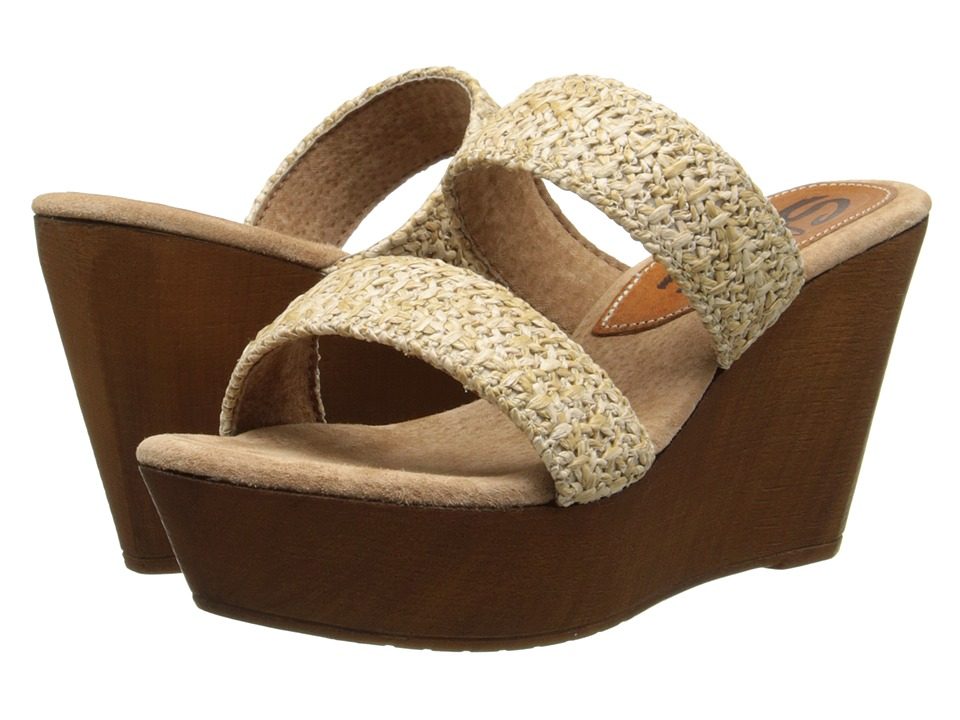 Sbicca - Lighthouse (Natural Multi) Women's Wedge Shoes