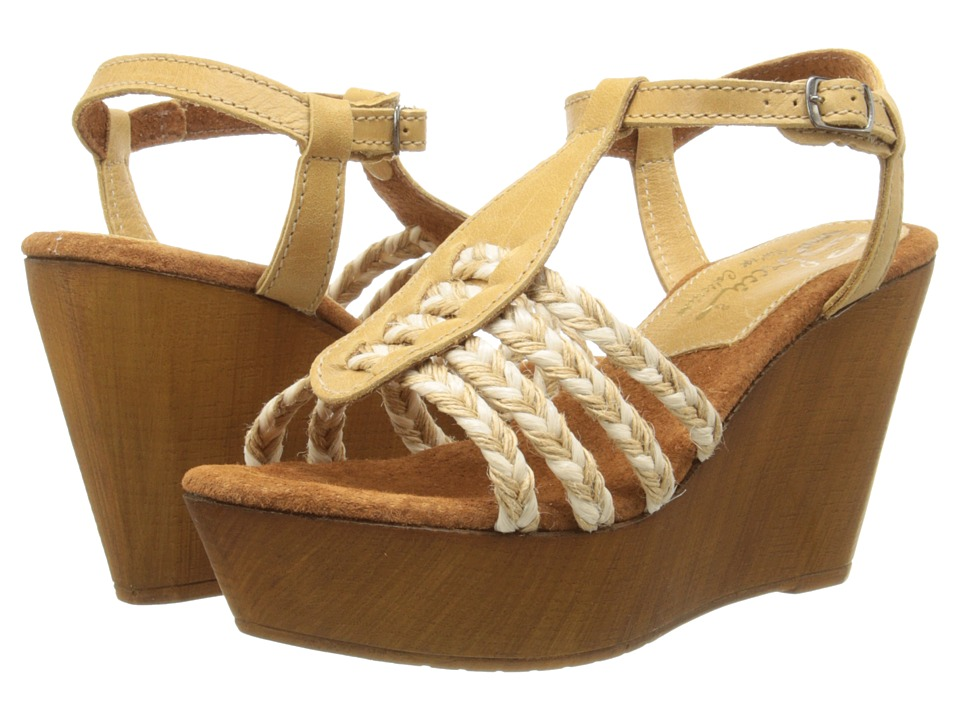 Sbicca - Raite (Natural) Women's Wedge Shoes