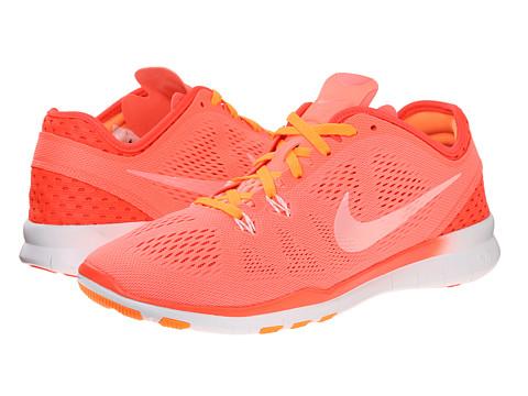 Nike - Free 5.0 Tr Fit 5 Breathe (Lava Glow/Bright Crimson/Bright Citrus/White) Women