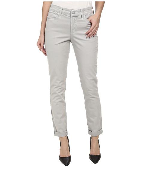 NYDJ - Anabelle Skinny Boyfriend - Twill Pants (Moonstone Grey) Women's Jeans