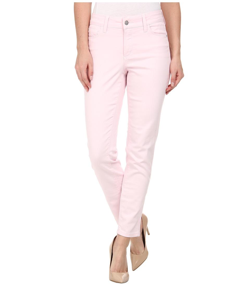 NYDJ - Clarissa Skinny Ankle Fine Line Twill (Posey Pink) Women's Jeans