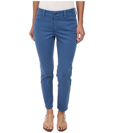 NYDJ - Clarissa Skinny Ankle Fine Line Twill (Majesty Blue) Women's Jeans