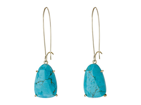 Kendra Scott - Nancy Earring (Gold/Turquoise Magnesite) Earring