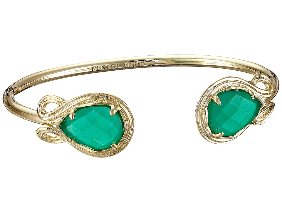 Kendra Scott - Andy Bracelet (Gold/Green) Bracelet