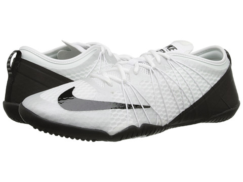 Nike - Free 1.0 Cross Bionic 2 (White/Black) Women