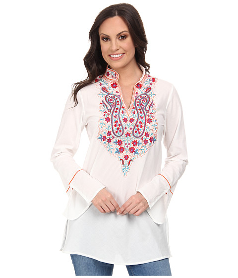 Tasha Polizzi - Trade Tunic (White) Women