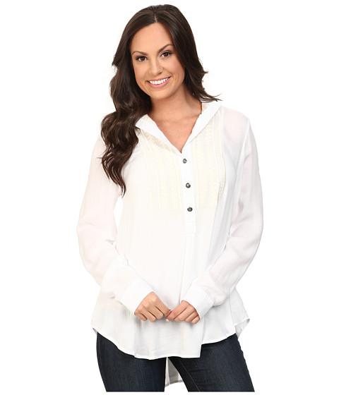 Tasha Polizzi - Market Shirt (White) Women's Blouse