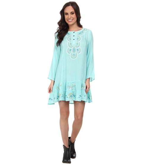 Tasha Polizzi - Anasazi Tunic (Blue) Women's Clothing