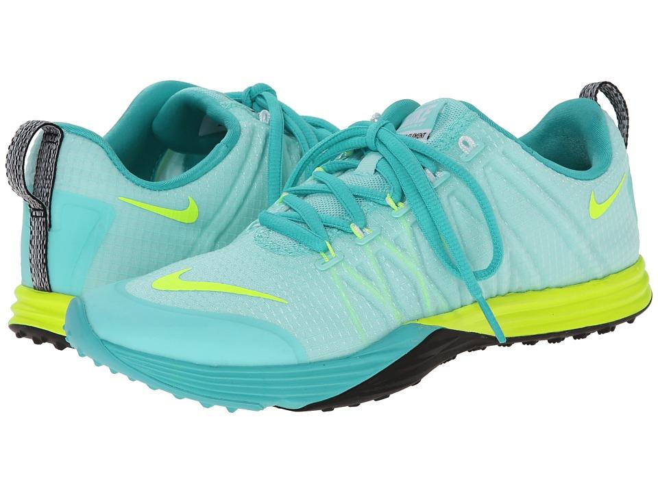 Nike - Lunar Cross Element (Artisan Teal/Light Retro/Black/Volt) Women's Cross Training Shoes