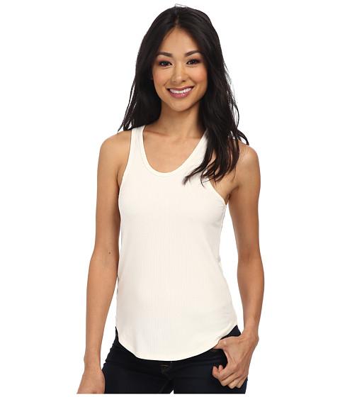 LNA - Calvin Tank Top (Cream) Women's Sleeveless
