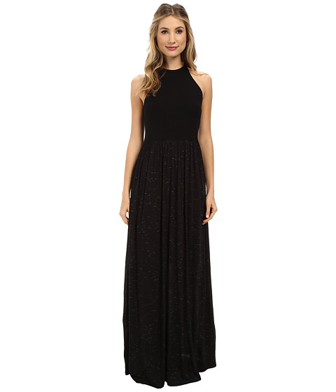 LNA - Bel Air Dress (Black/Black) Women's Dress