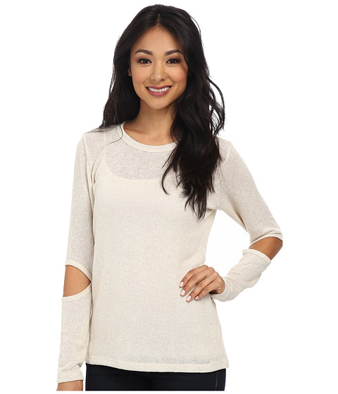 LNA - Durango Sweater (Ecru) Women's Sweater