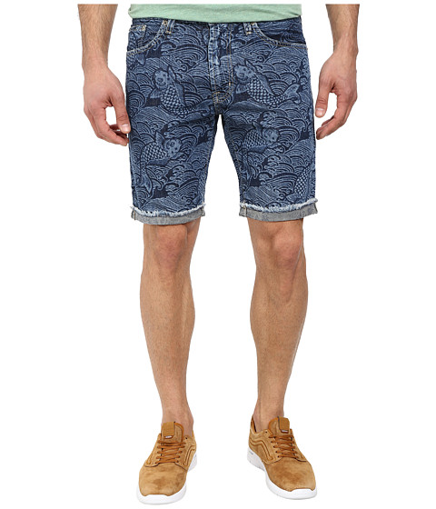 Big Star - Division Short (Indigo Coy) Men