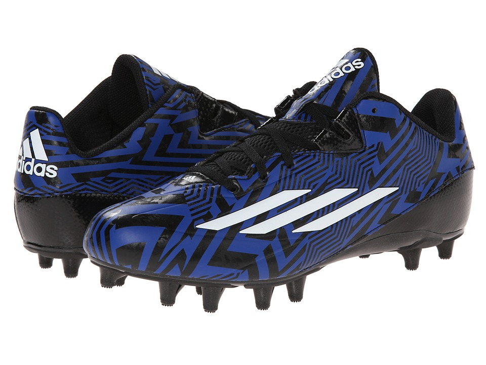 adidas Filthyspeed 2.0 Low Fly (Black/White/Collegiate Royal) Men