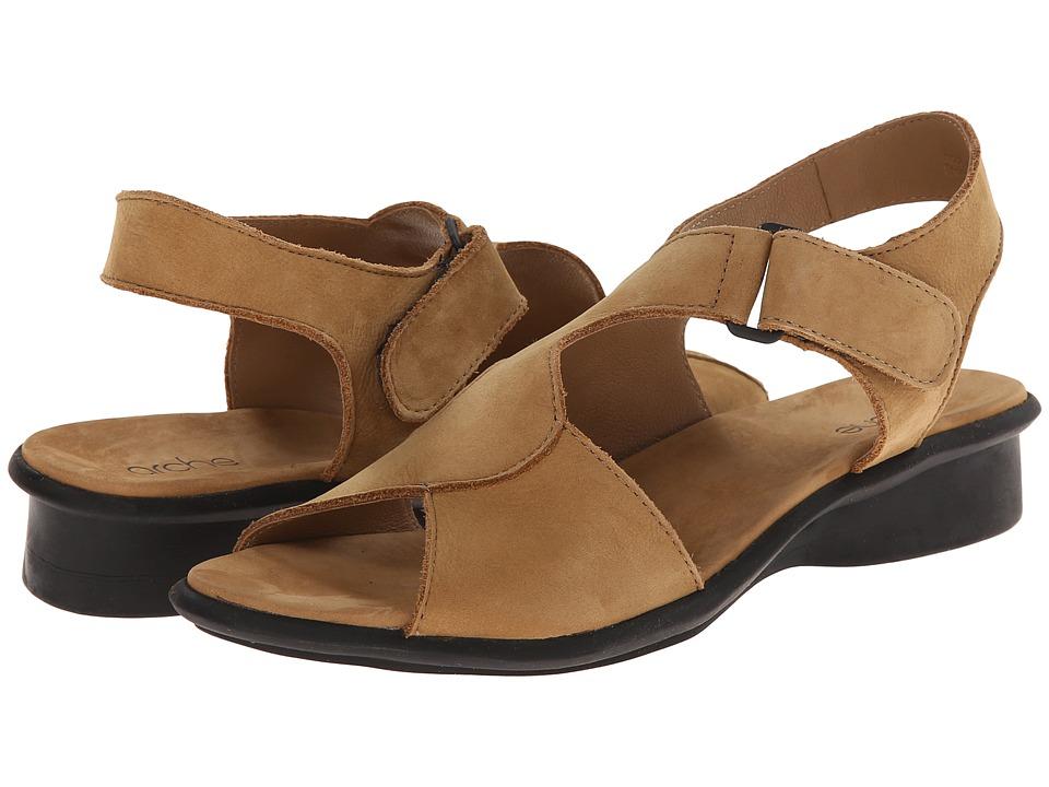 Arche - Sanora (Fauve) Women's Sandals