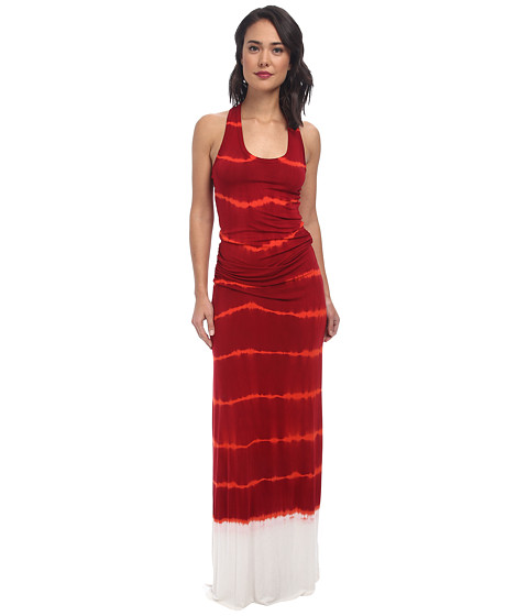 Young Fabulous & Broke - Hampton Maxi (Red Sailor) Women's Dress