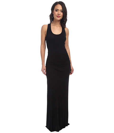 Young Fabulous & Broke - Hampton Maxi (Black) Women's Dress