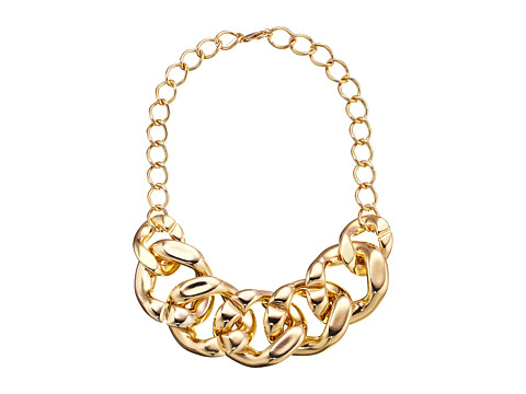 Kenneth Jay Lane - 4602NPG Necklace (Gold) Necklace