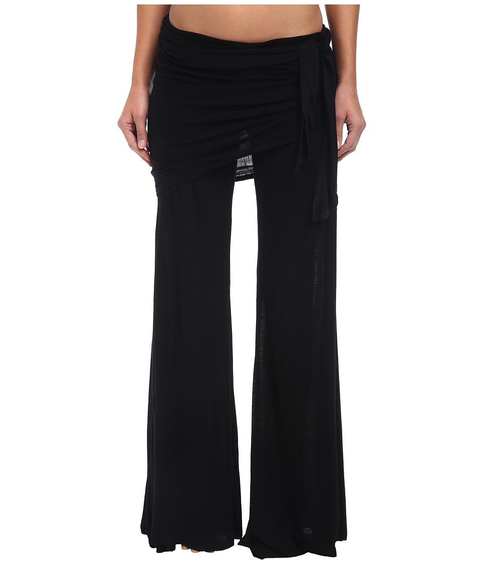 Young Fabulous & Broke - Marina Pant (Black) Women's Casual Pants