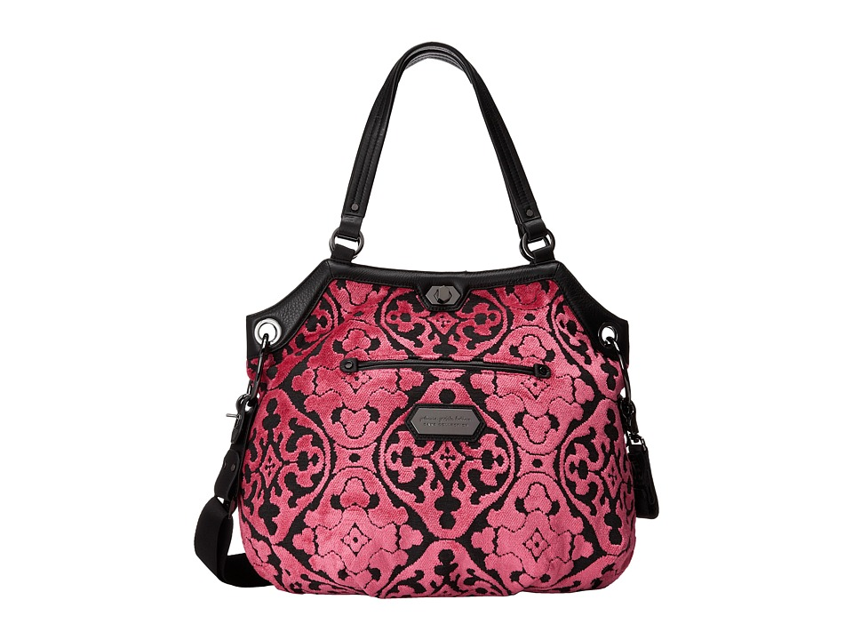 petunia pickle bottom - Cut-Velvet Halifax Hobo (Dragonfruit Cake) Hobo Handbags