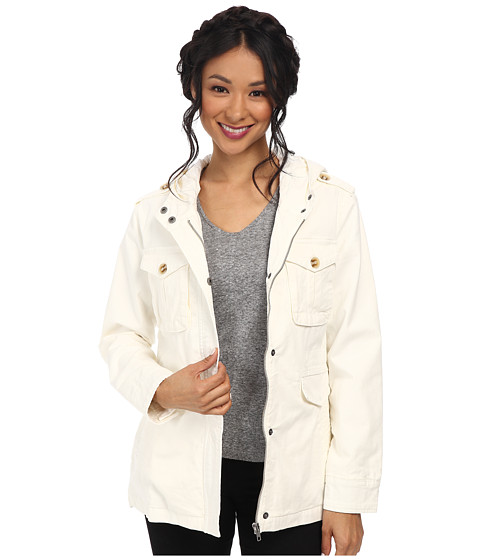 Sanctuary - Snow Patrol Jacket (Winter White) Women's Coat