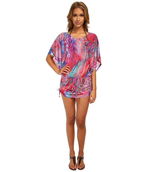 Luli Fama - Amancer South Beach Dress Cover-Up (Multi) Women