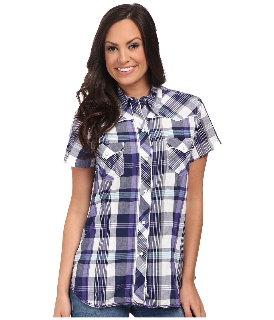 Roper - 9796 Eastern Plaid (Purple) Women