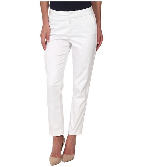 NYDJ - Corynna Skinny Ankle (Optic White) Women's Casual Pants