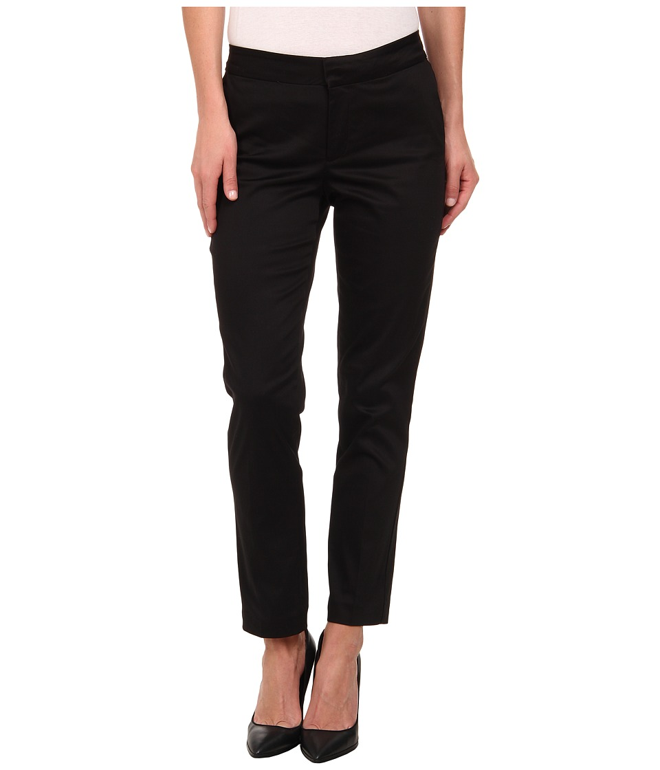 NYDJ - Corynna Skinny Ankle (Black) Women's Casual Pants