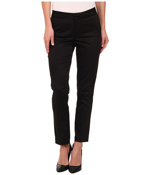 NYDJ - Corynna Skinny Ankle (Black) Women's Casual Pants