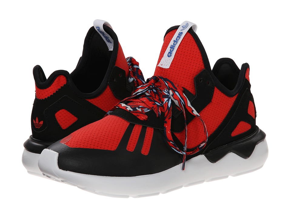 adidas Originals - Tubular 1.0 Runner (Red/Black/White) Men's Running Shoes