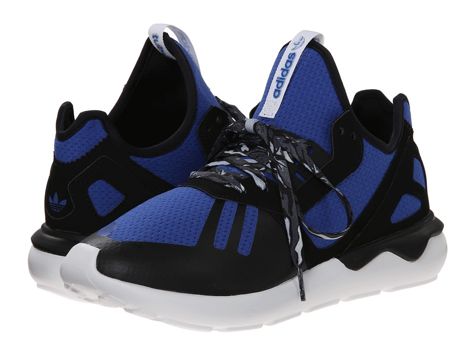 adidas Originals - Tubular 1.0 Runner (Collegiate Royal/Black/White) Men