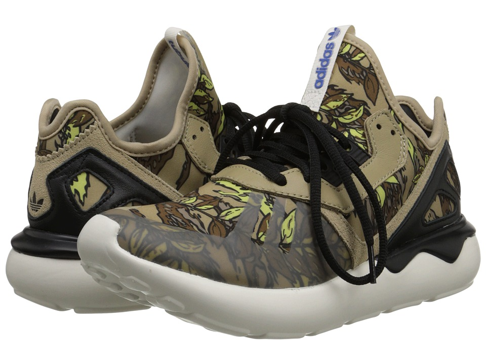 adidas Originals - Tubular 1.0 Runner (Hemp/Black/Off White) Men's Running Shoes
