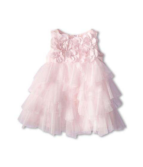 Biscotti - Cr me De La Cr me Sleeveless Dress (Infant) (Pink) Girl