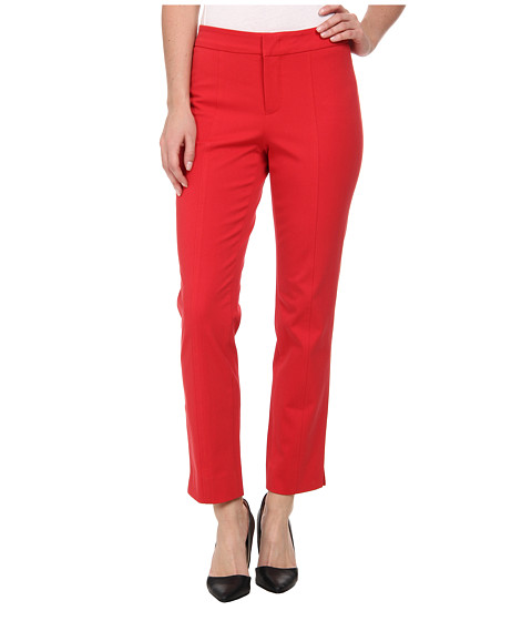 NYDJ - Ankle Pant Bi-Stretch (Rouge) Women's Casual Pants