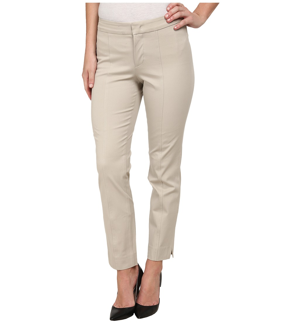 NYDJ - Ankle Pant Bi-Stretch (Stone) Women's Casual Pants