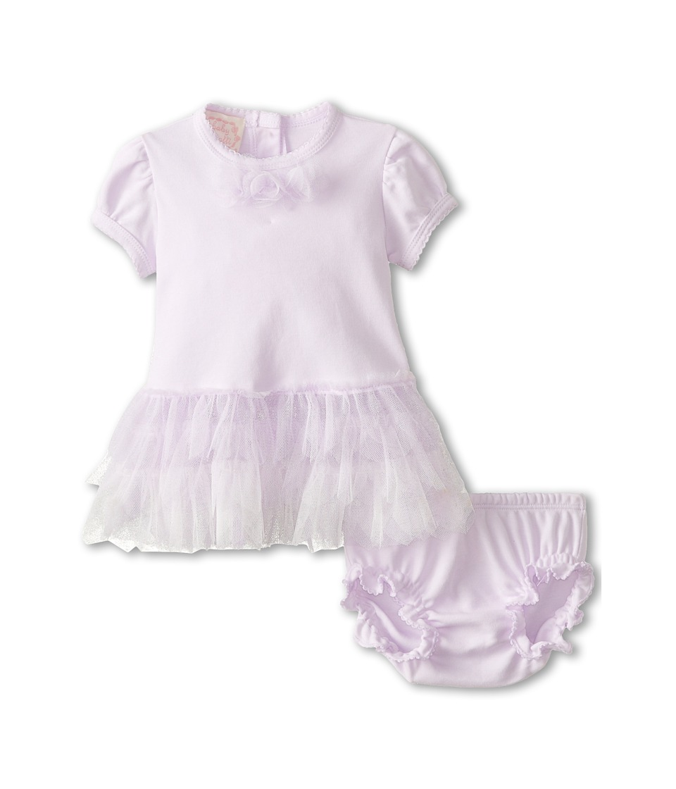 Biscotti - Lilac Fairy Dress And Bloomer (Infant) (Lilac) Girl's Active Sets