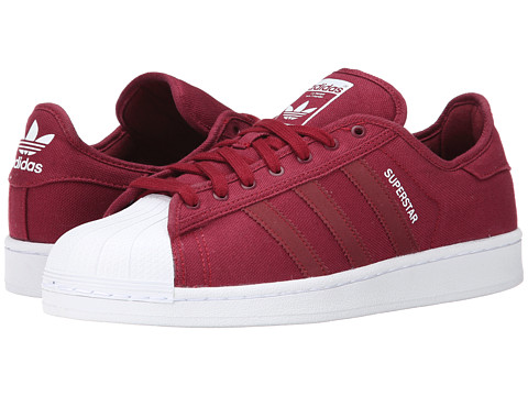 adidas Originals - Superstar Festival (Collegiate Burgundy/White) Men