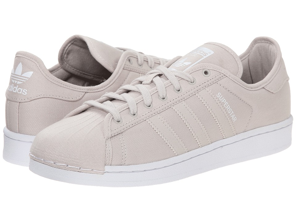adidas Originals - Superstar Festival (Pearl Grey/White) Men's Shoes